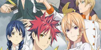 Food Wars! Shokugeki no Soma Season 5