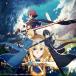 Sword Art Online Alicization: Lycoris Game's Release Date İs Confirmed For May 21 İn Japan
