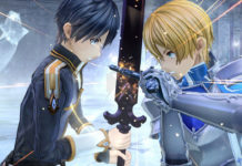 Sword Art Online Alicization Lycoris Game