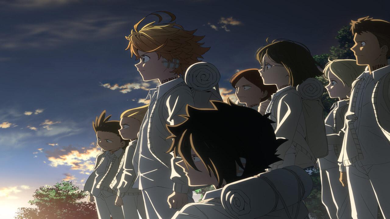 The Promised Neverland Season 2 Anime