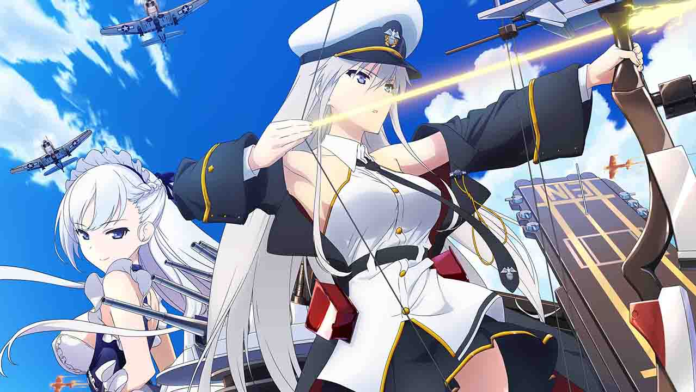 Azur Lane Anime Episode 11 & 12 Delayed for March 2020