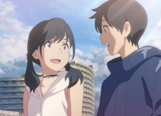 Weathering With You Director Shinkai