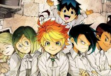 The Promised Neverland Manga On A Break