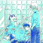 Detective Conan Police Academy Spinoff Manga Launches A New Arc