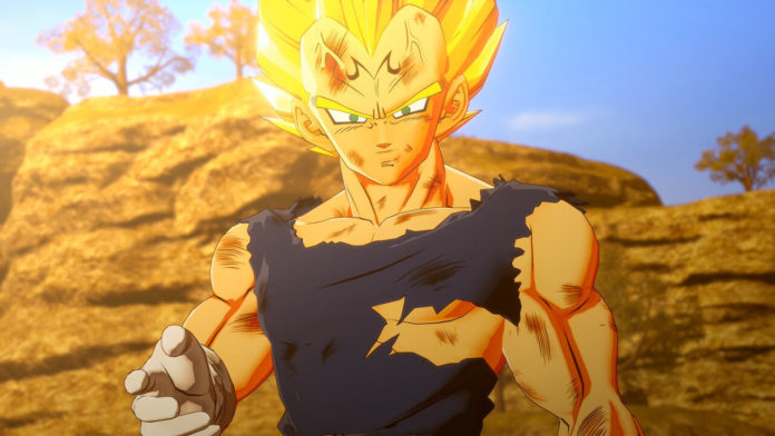 Dragon Ball Z: Kakarot Vegeta