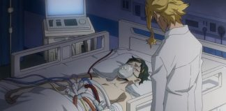 Sir Nighteye's Death