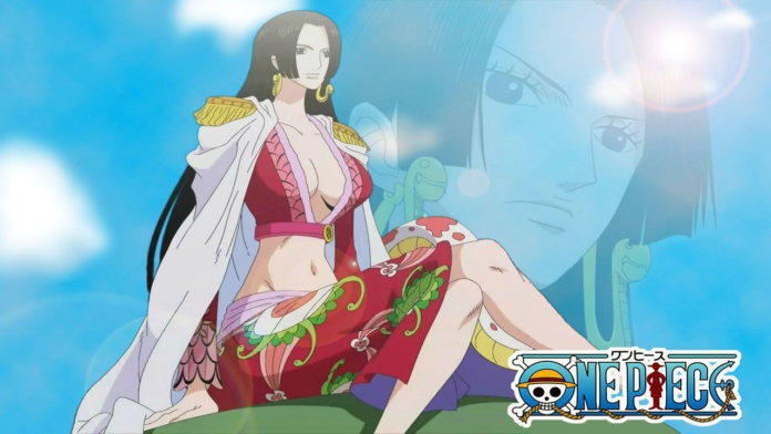 One Piece Recent Cosplay Brings Boa Hancock's Stunning Look To Life