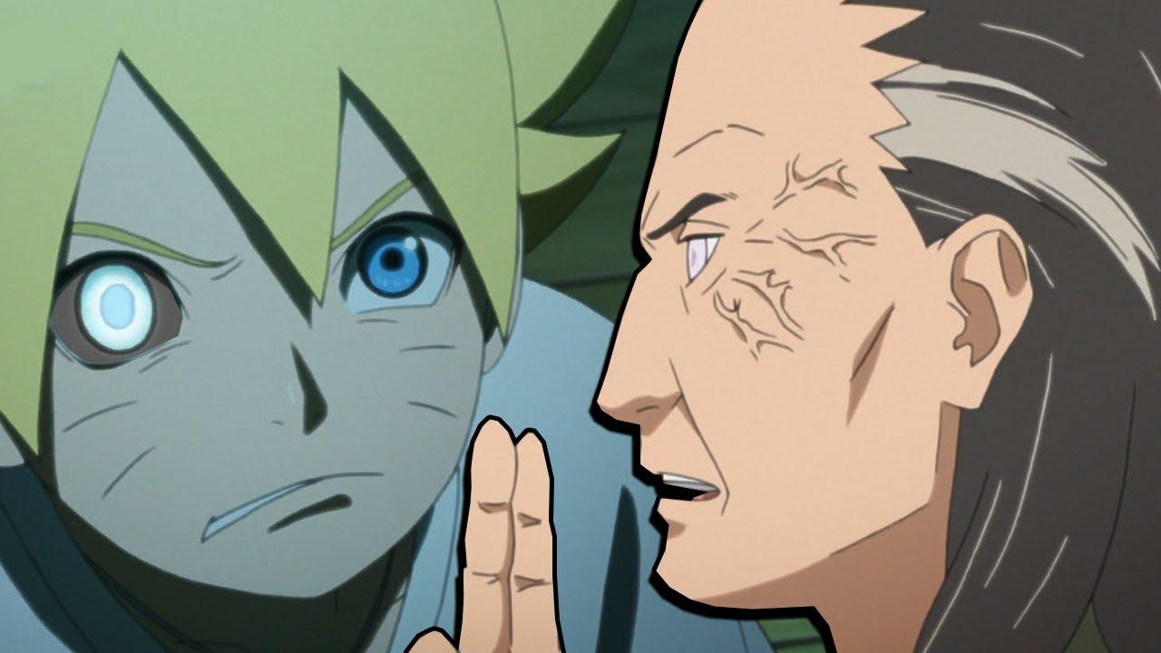 Boruto Episode 138 Hyuga Clan