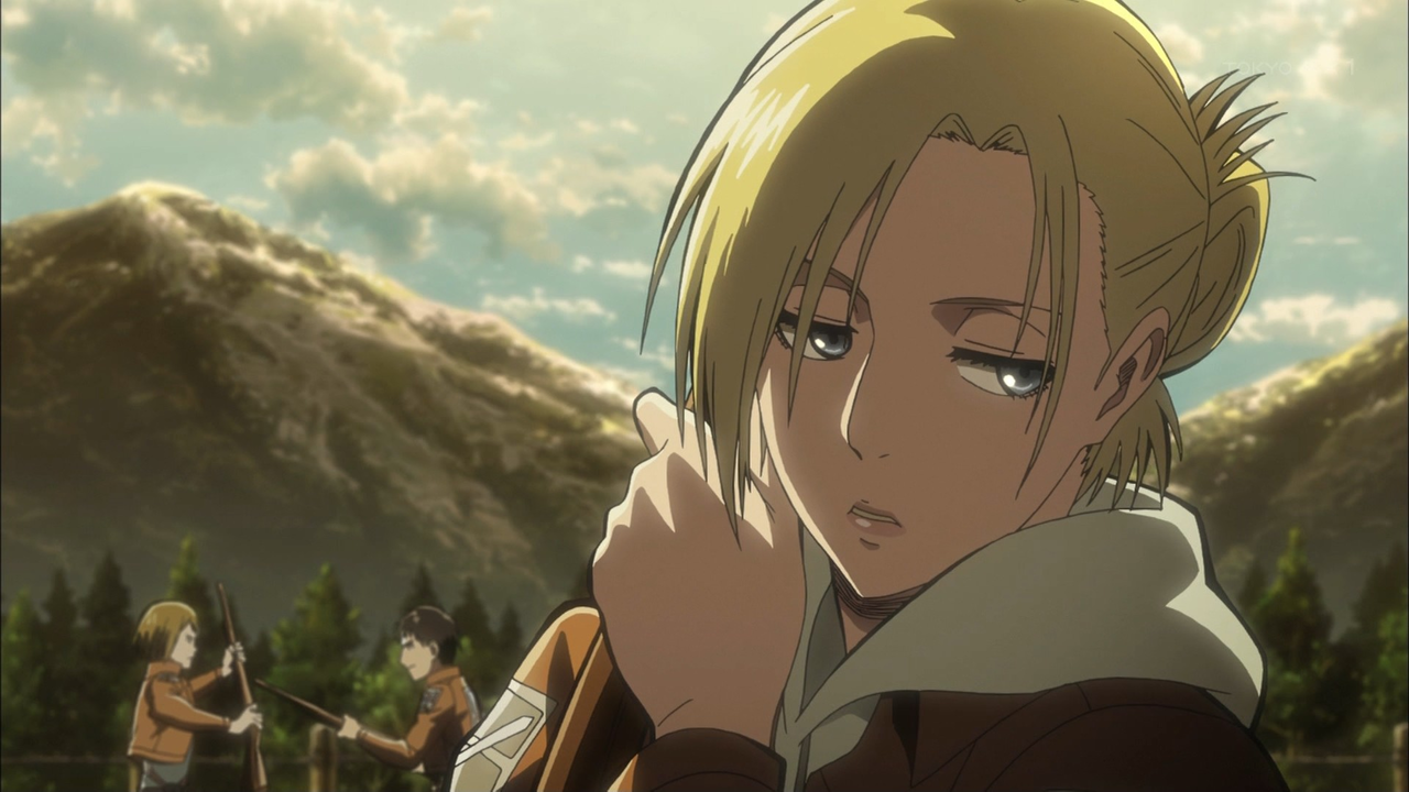 After a Decade Annie is Finally Back on Attack on Titan
