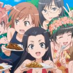 Funimation Will Stream A Certain Scientific Railgun Season 3 Anime's English Dubbed Version