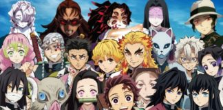 Demon Slayer Characters On Animedia