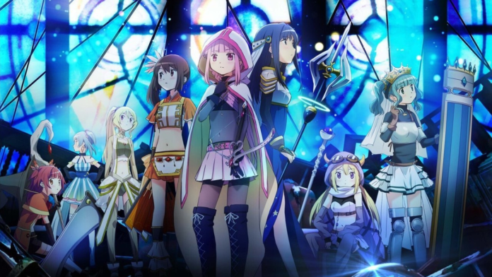 Magia Record: Puella Magi Madoka Magica Anime's Opening Theme Released