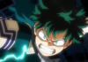 My Hero Academia Deku Goes Beyond His New One For All Power Up