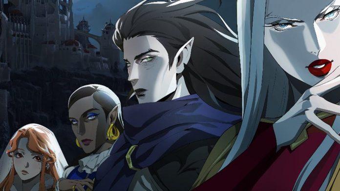Castlevania Season 3 First Poster Revealed
