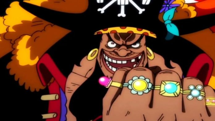 One Piece Blackbeard Comes Back