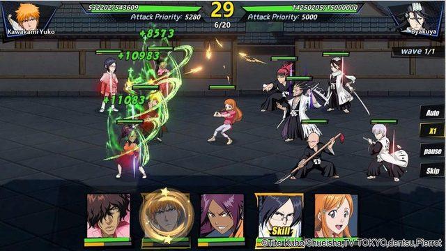 Bleach New Mobile Video Game Announced