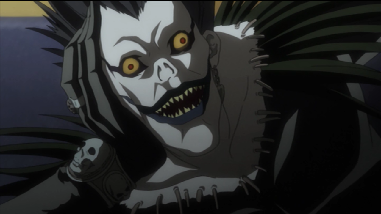 Death Note Cosplay Brought Shinigami Ryuk Back To Life