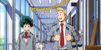 My Hero Academia Season 4 2nd Cour