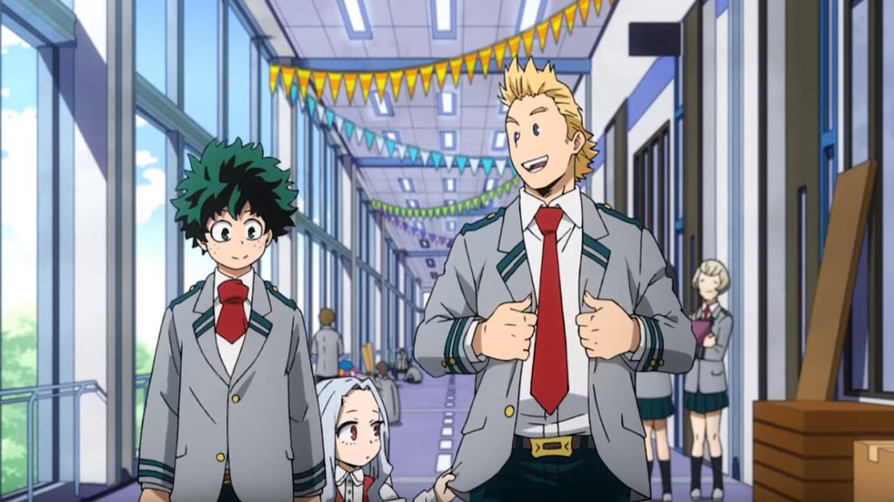 My Hero Academia Season 4 2nd Cour