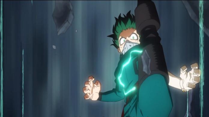 My Hero Academia Presents Deku's New Smash Attack
