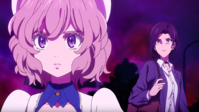 In/Spectre Anime's 3rd PV Previews the Ending Theme