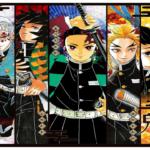 Demon Slayer Manga Sales in Last 8 Weeks of 2020 Was More Than in 2019