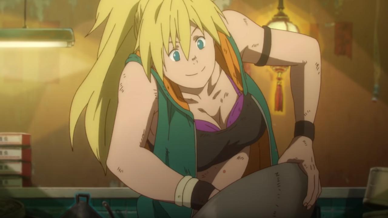 Dorohedoro Anime Trailer