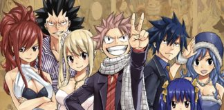 Fairy Tail 2020 Announcements
