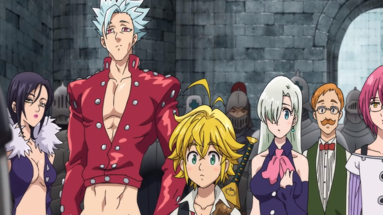 The Seven Deadly Sins Animation