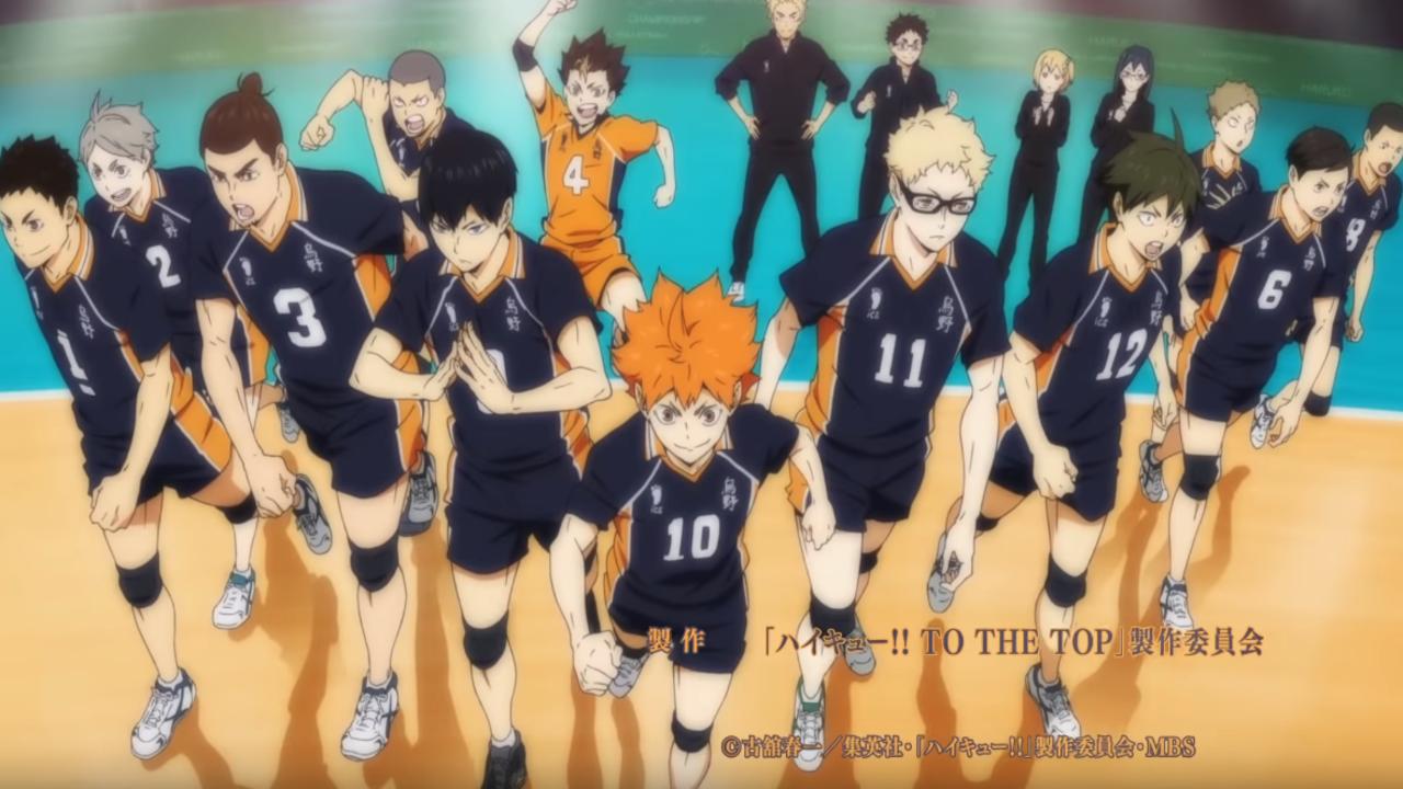 Haikyu!! Season 4 Opening & Ending Theme Songs Released