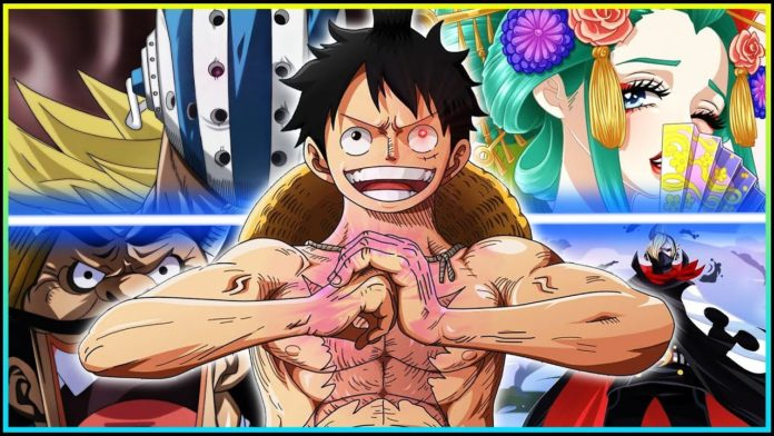 One Piece Wano Arc Second Act