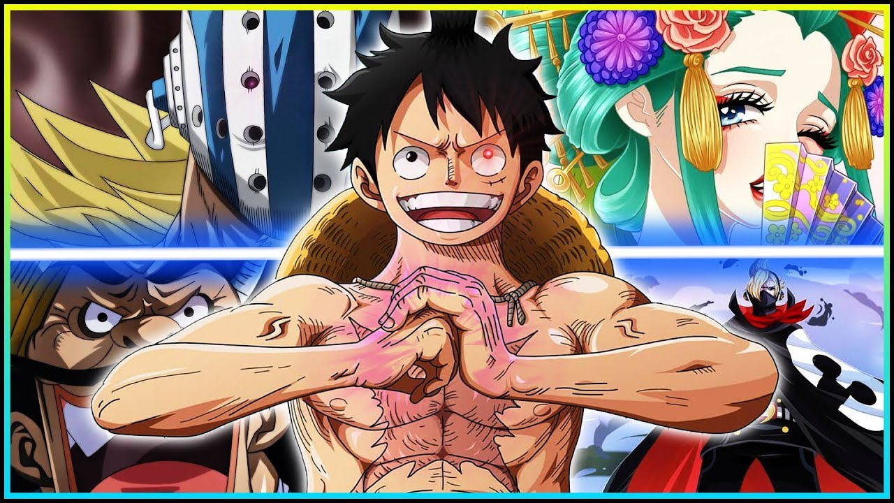 one piece english dub 2020