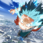 My Hero Academia Deku 100% vs Overhaul