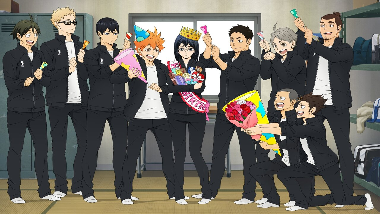 Haikyu!! Season 4 Preview Images