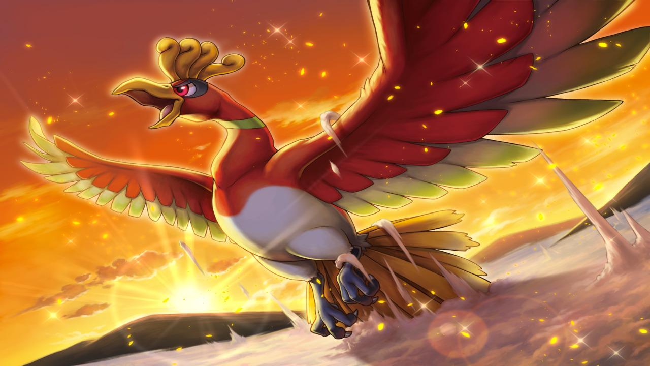 Pokemon: The Series Ho-Oh