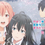 My Teen Romantic Comedy SNAFU Season 3 Anime's Theme Songs Revealed
