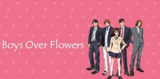 Crunchyroll Adds Boys Over Flowers Shōjo Anime to Its Streaming List