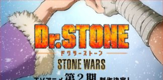 Dr. Stone New Season 2 Key Visual