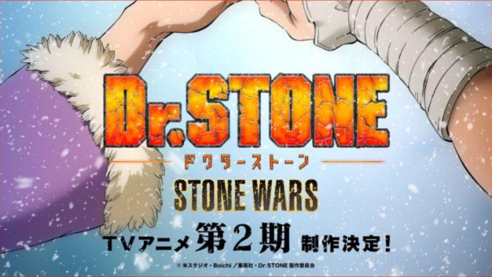 Dr. Stone New Season 2 Key Visual