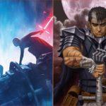 Berserk's Guts Joined Star Wars On A Stunning Crossover Artwork