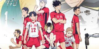Crunchyroll Adds 2 New Haikyu!! Anime OVAs to Its Streaming List