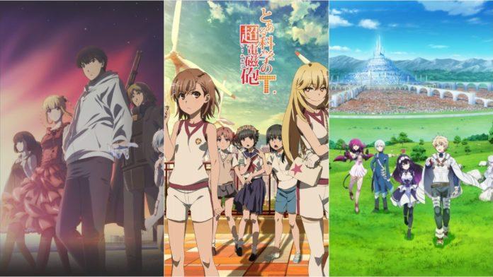 Funimation Winter 2020 Season