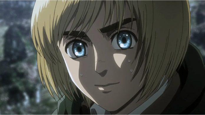 Attack on Titan Chapter 125 Eren and Armin