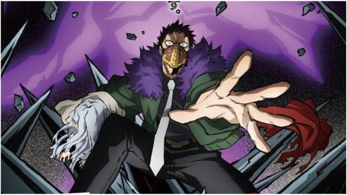 My Hero Academia Season 4 New Visual