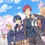 Food Wars! Shokugeki no Soma Season 5 Release Window Revealed