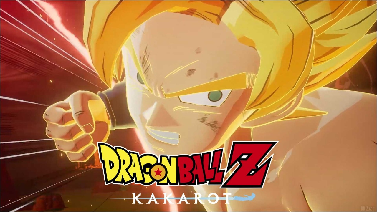 Dragon Ball Z: Kakarot Game New Trailer