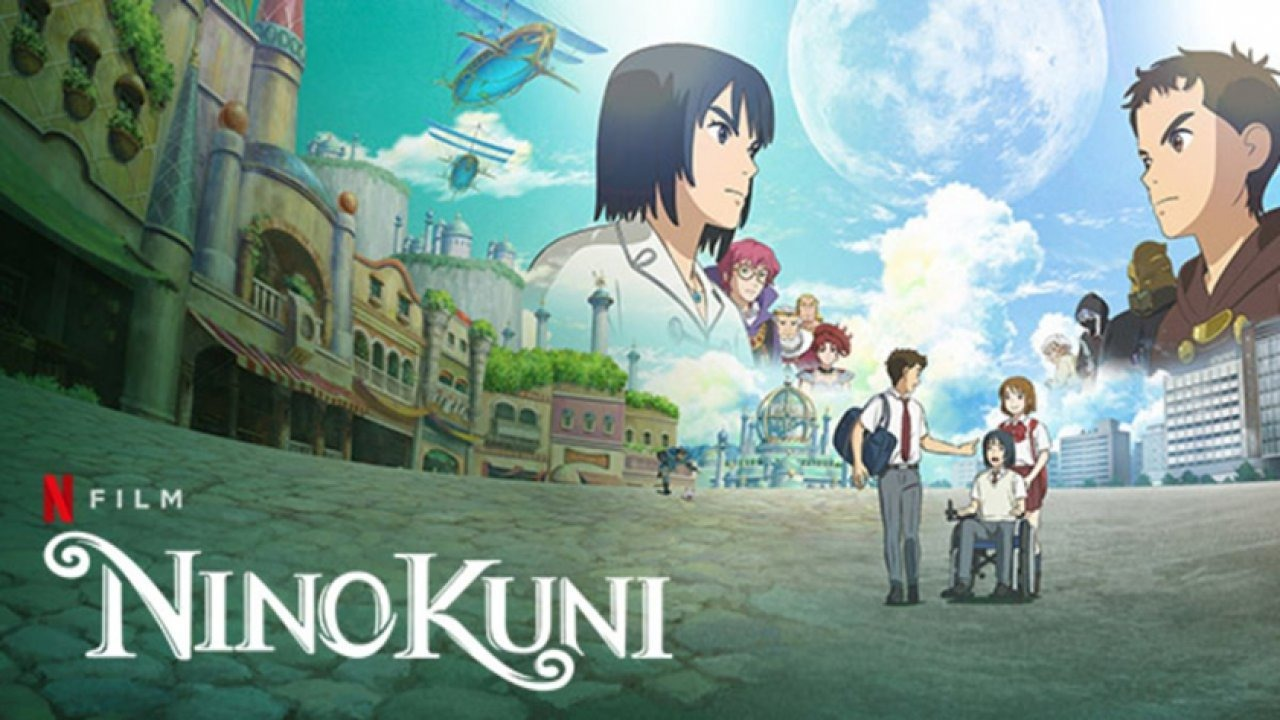 Ni no Kuni Anime Film Is Now Available To Watch on Netflix