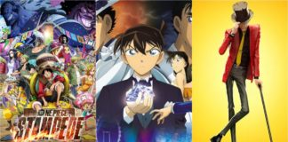 Anime Films Nominated For 42nd Japan Academy Prize