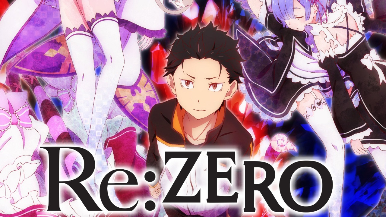 Re:Zero Season 2 Anime