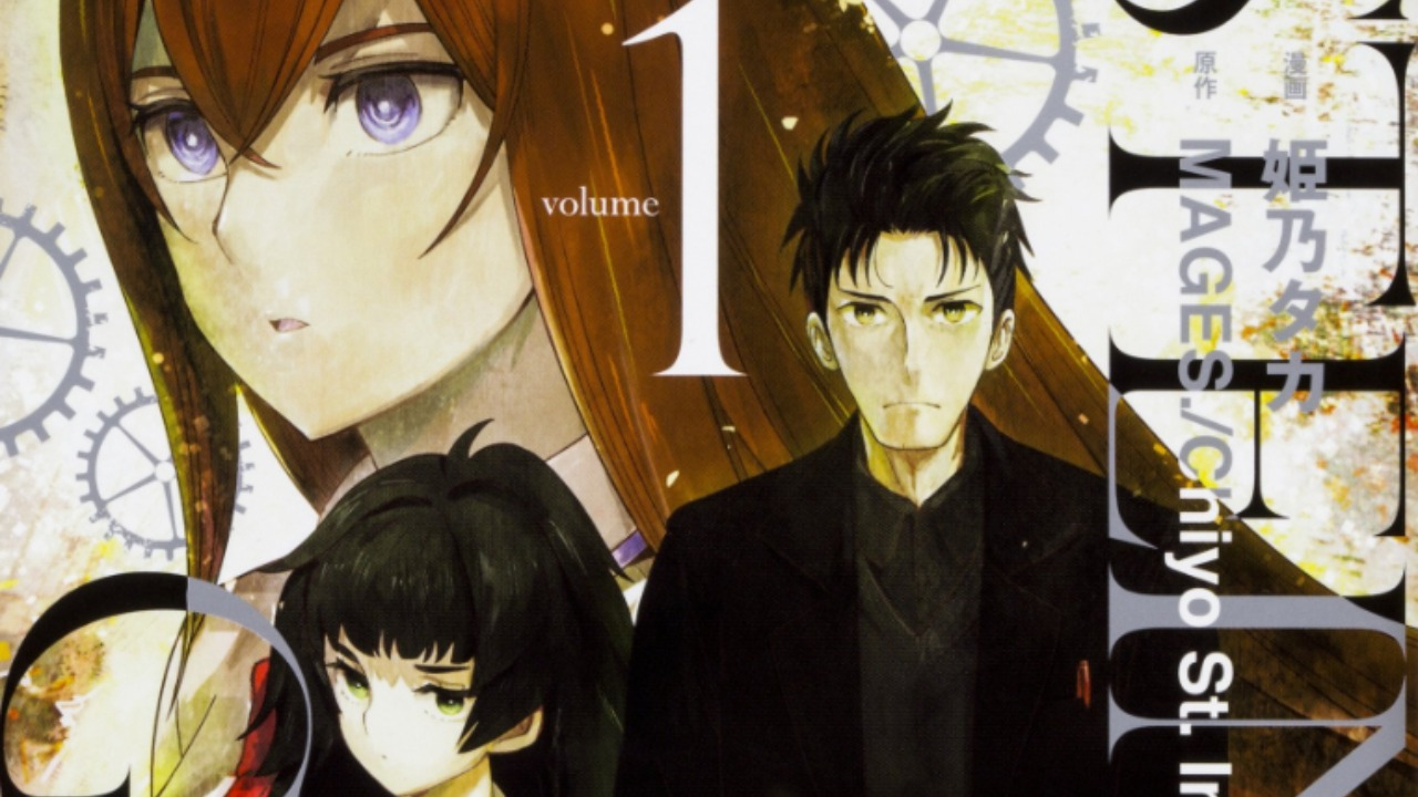 Steins;Gate 0 Manga Ends